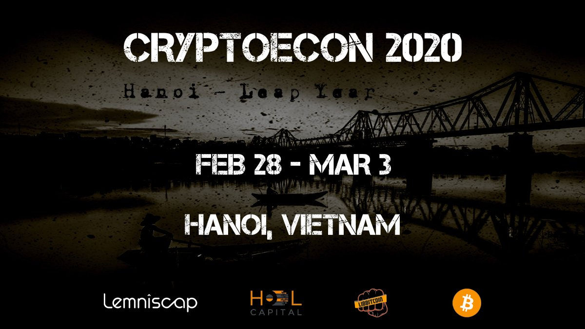 CryptoEcon 2020