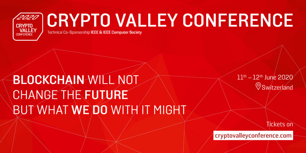 The Crypto Valley Conference 2020