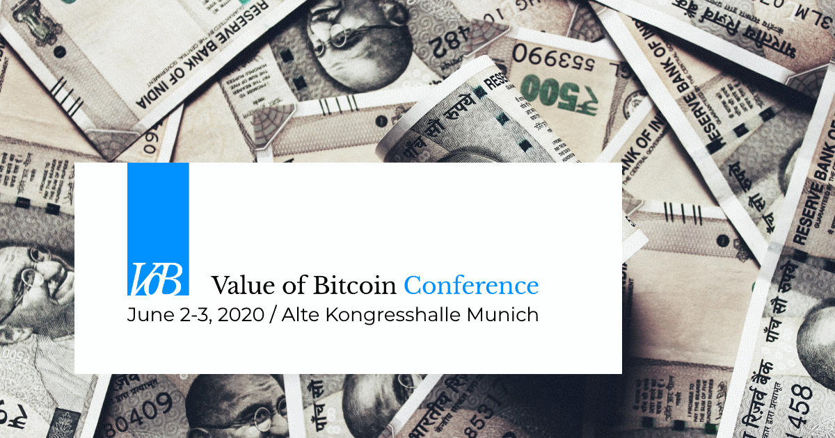 Value of Bitcoin Conference Munich 2020