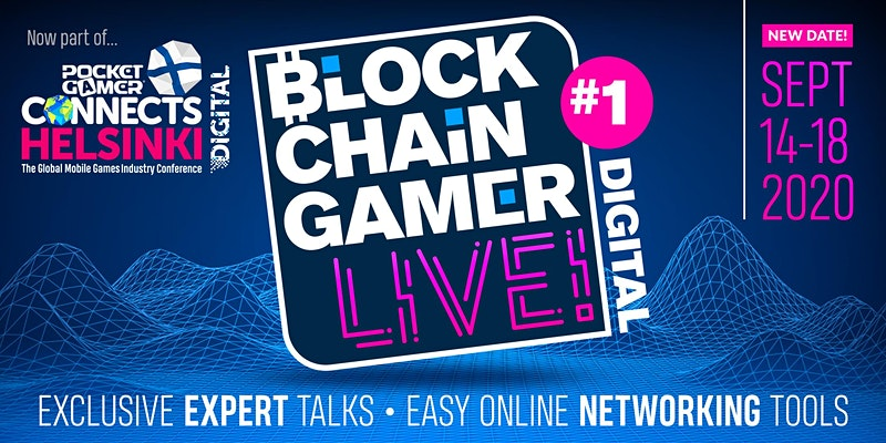 Blockchain Gamer LIVE! Digital #1