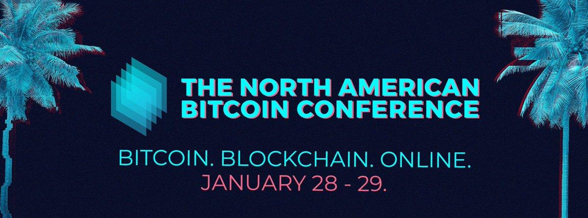 The North American Bitcoin Conference 2021